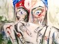 Fix    -Laura Zacheo- acrilico su tela