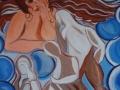 La speranza- Maria Luigia Ingallati- acrilico  su  tela