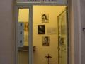 atrio - galleria con foto opere di  Franco Murer