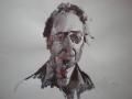 Ritratto- Antonia Lucchese - acquerello su  carta