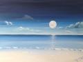 Luna sul mare -Francesca Marchetti