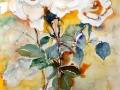 Rose bianche -Emanuela Frassinella