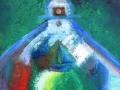 The green world - Barbara Truzzi- tecnica mista  su tela