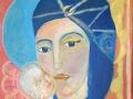 Madonna col bambino - Valentine Atah