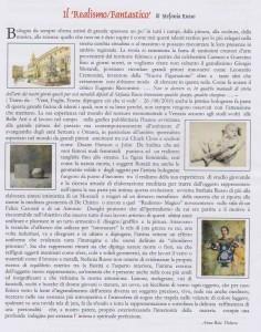 Articolo di  nna Rita Delucca Il realismo fantastico  di  Stefania Russo