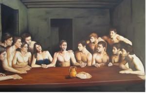 Ultima cena- Cesare Pinotti