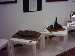 Sculture in ferro di Carlo Pazzaglia