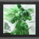 Gron blop -pittura digitale