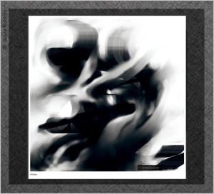 Miedos Silvia Boldrini Pittura digitale