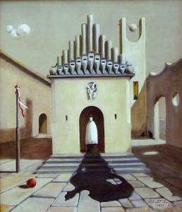 Organo - Antonio dall'Omo