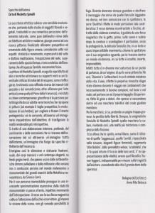 Nicoletta Spinelli Figura- testo di A. R. Delucca