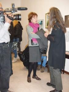 Intervista all'artista