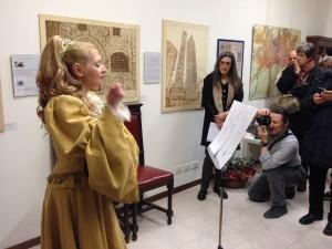 Performance di Rossella Leonetti