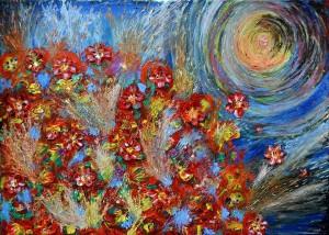 Esplosione dei fiori