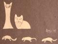Coppia di  gatti - Roberto Tomba