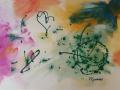 Lo spruzzo di  verde -Francesca Giovannini